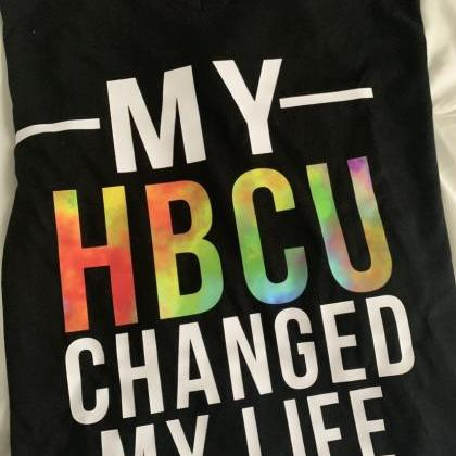 My HBCU changed my life. HBCU. Coll..