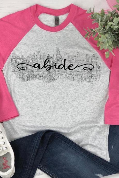 2020 Word of the year shirt.Whats your word?Power Word.Unisex.Raglan.Sublimation.Church Tee.Ladies. Abide. Survivor. Chosen.Grace.Next Level